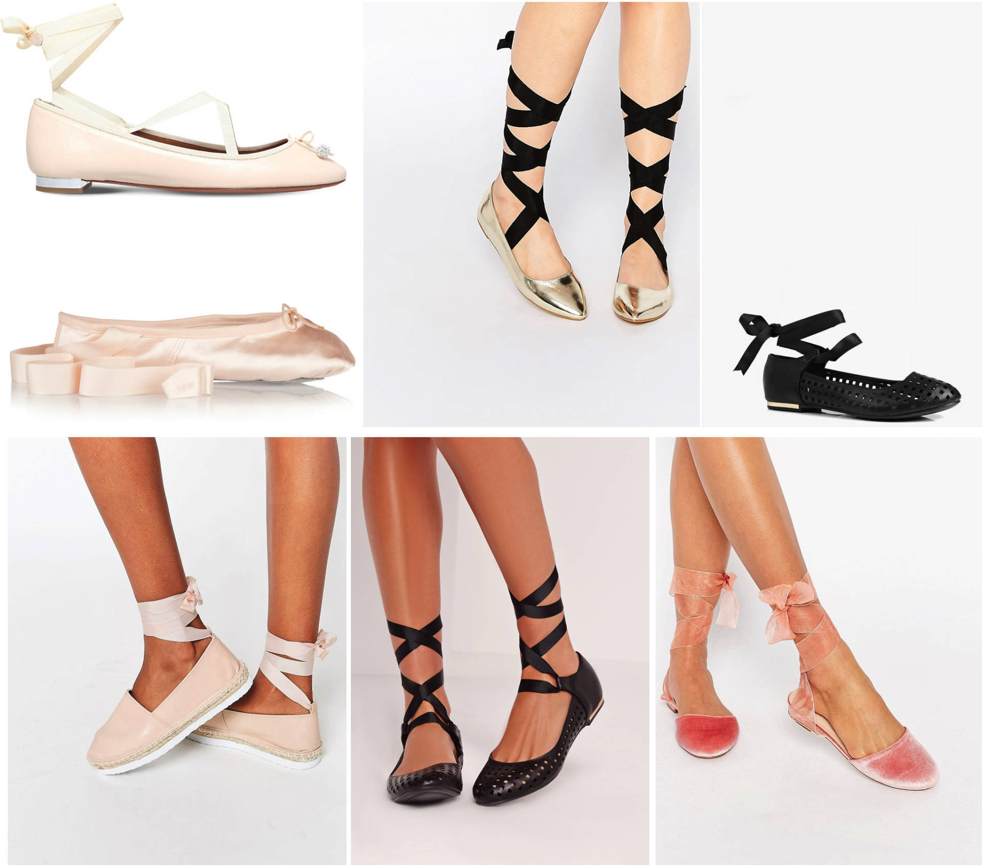 top 7 ballet flats with ribbon