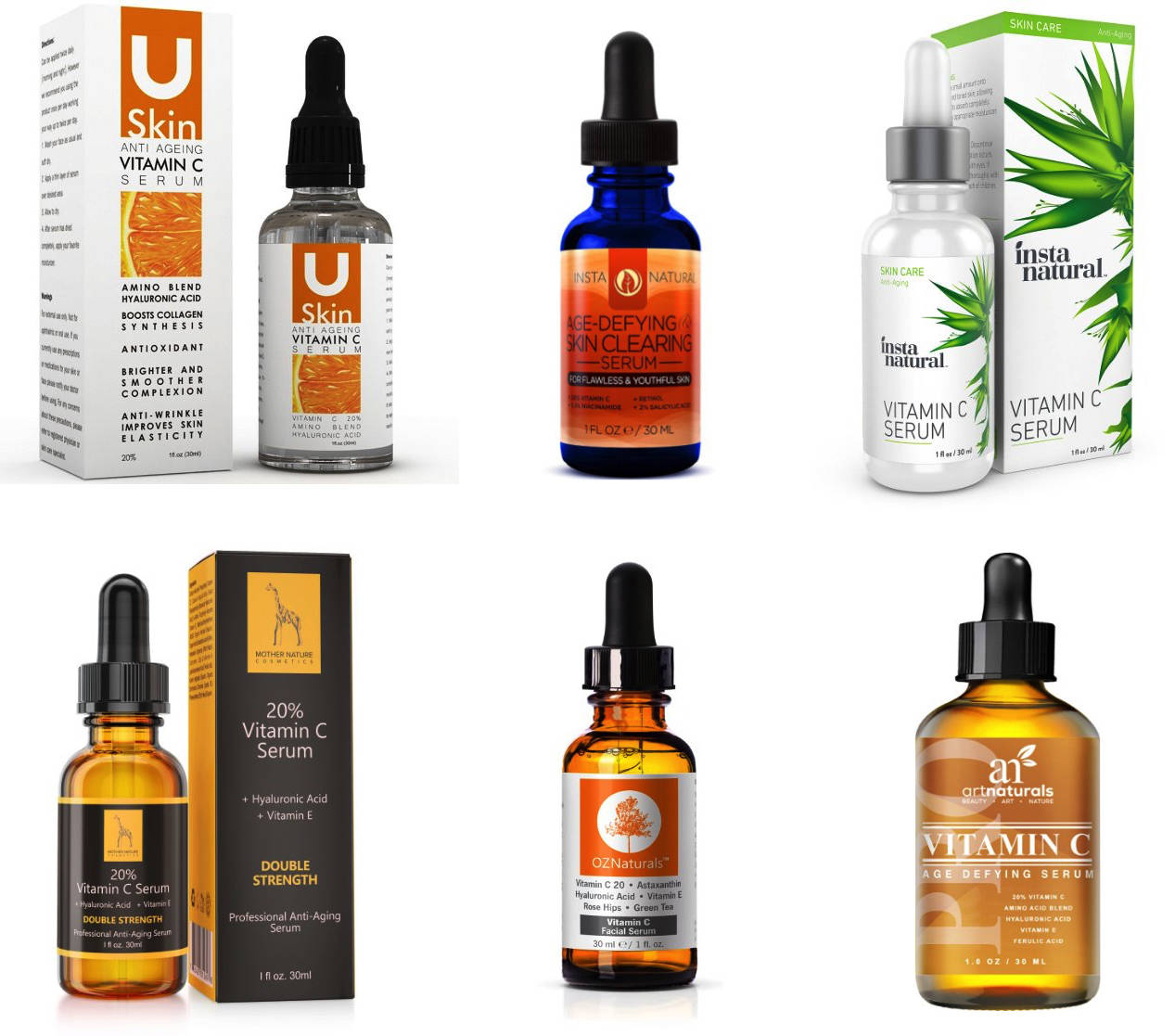 top vitamin c serums
